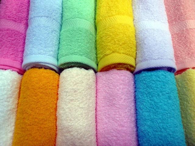 【人気商品】全12色より選べる♪日本製オリジナルふわふわカラータオル〔松〕