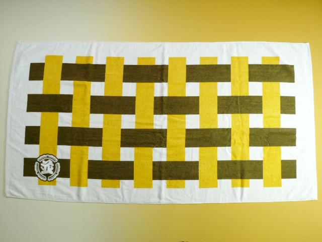並松町十五人組2012バスタオル